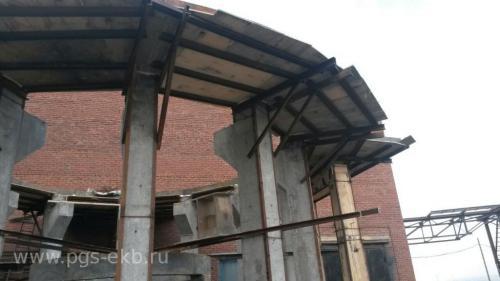 Сборные железобетонные конструкции