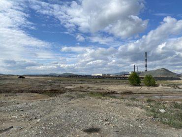 Строительство завода минеральных удобрений